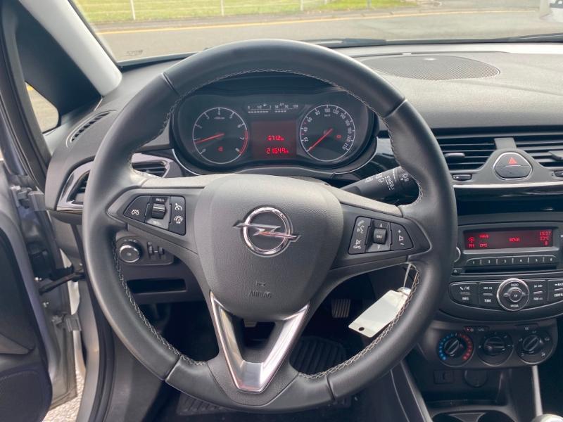 Opel Corsa 1.4 90ch Enjoy Start/Stop 5p Gris occasion à Samoreau - photo n°7