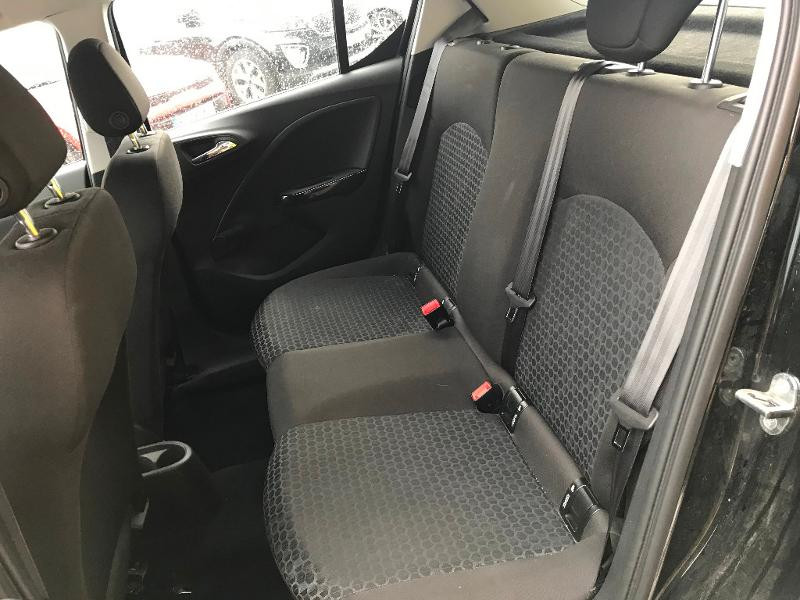 Opel Corsa 1.4 90ch Play 5p Noir occasion à Vert-Saint-Denis - photo n°8