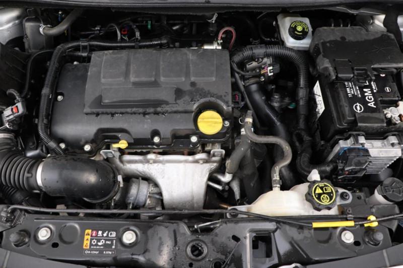 Opel Corsa 1.4 Turbo 100 ch Black Edition Gris occasion à La Garde - photo n°12