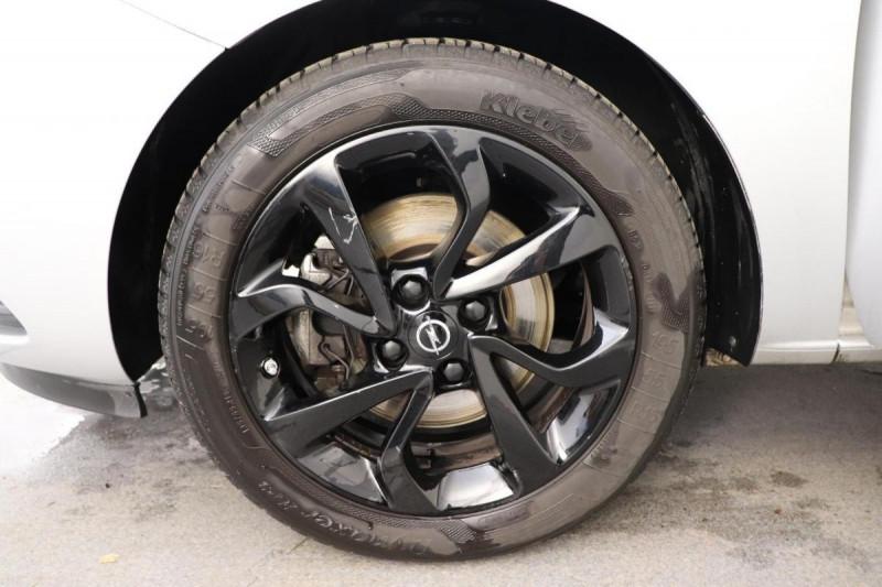 Opel Corsa 1.4 Turbo 100 ch Black Edition Gris occasion à La Garde - photo n°9