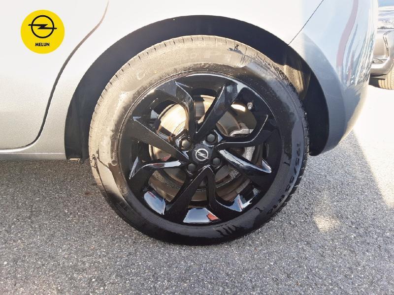 Opel Corsa 1.4 Turbo 100ch Black Edition Start/Stop 5p Gris occasion à Vert-Saint-Denis - photo n°11
