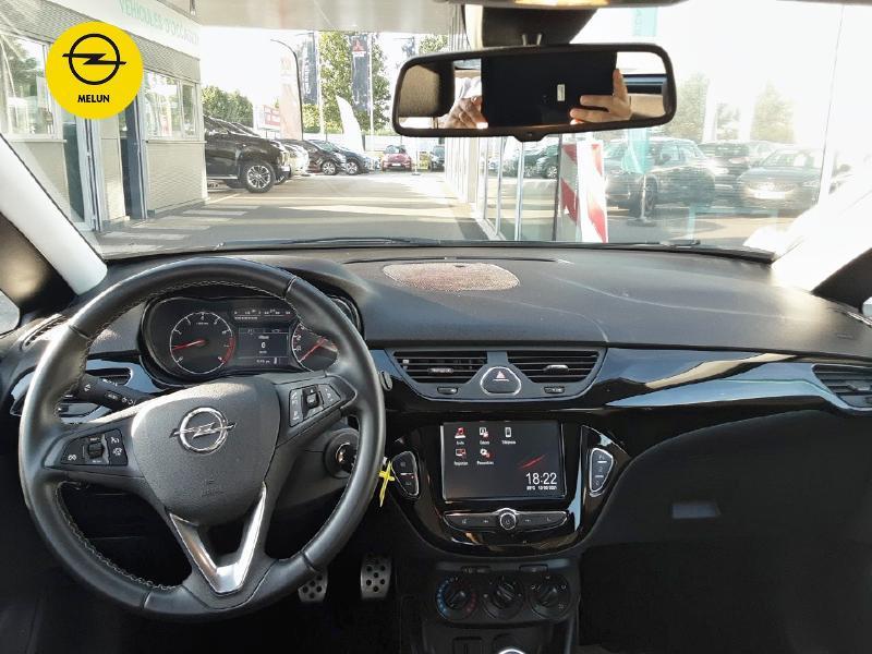Opel Corsa 1.4 Turbo 100ch Black Edition Start/Stop 5p Gris occasion à Vert-Saint-Denis - photo n°8