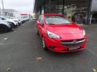 Opel Corsa 1.4 Turbo 100ch Design Edition Start/Stop 5p Rouge à Brie-Comte-Robert 77
