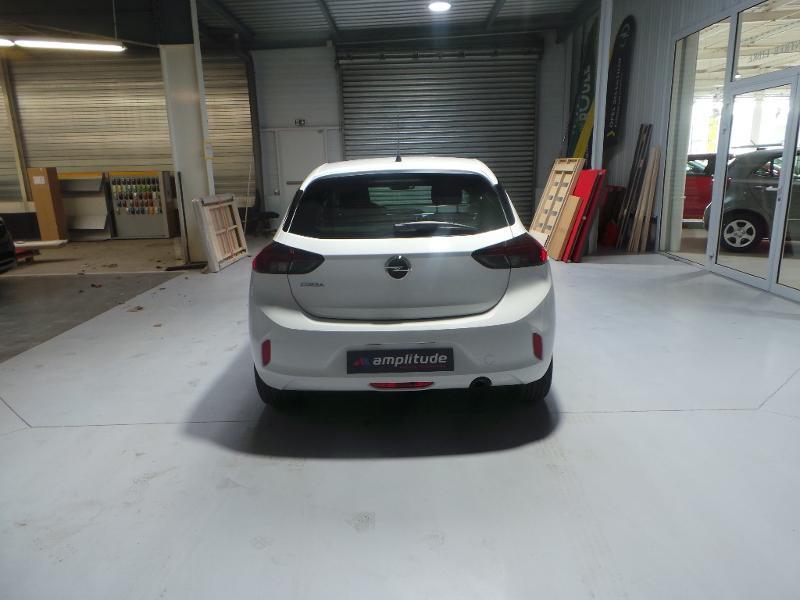 Opel Corsa 1.5 D 100ch Edition Blanc occasion à Corbeil-Essonnes - photo n°6