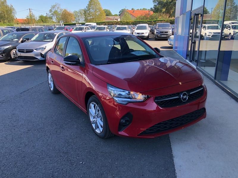 Opel Corsa 1.5 D 100CH EDITION Rouge occasion à Albi