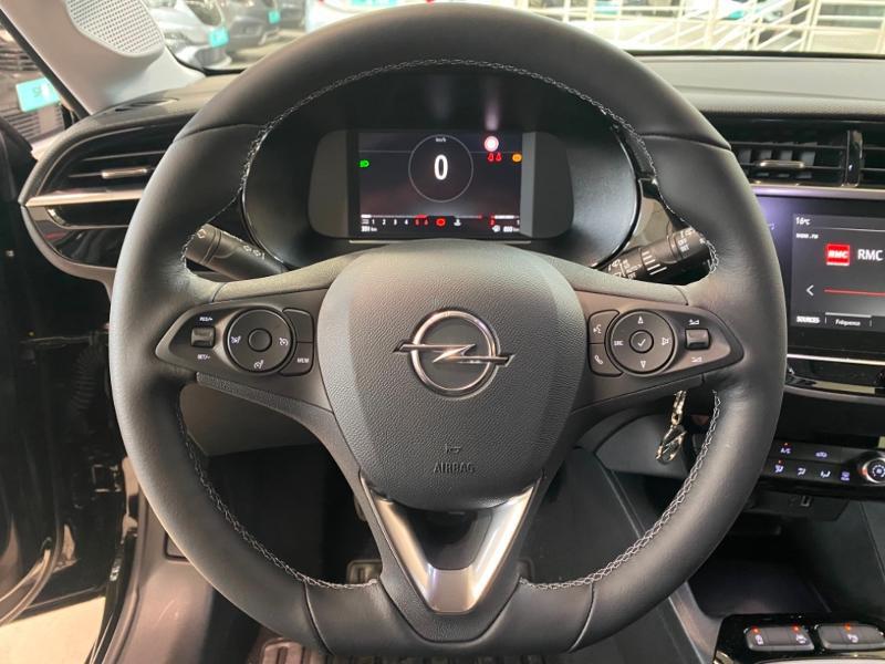 Opel Corsa 1.5 D 100ch Elegance Noir occasion à Lognes - photo n°15