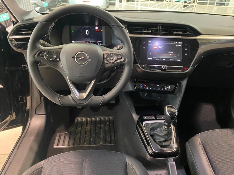 Opel Corsa 1.5 D 100ch Elegance Noir occasion à Lognes - photo n°11