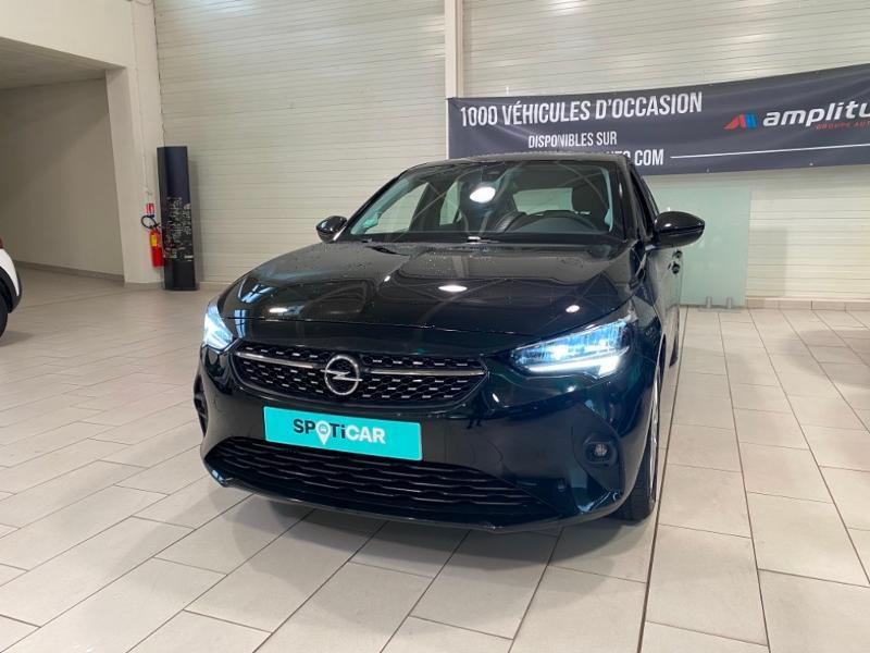 Opel Corsa 1.5 D 100ch Elegance Noir occasion à Lognes