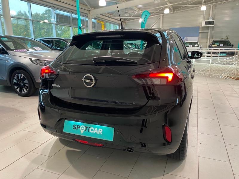 Opel Corsa 1.5 D 100ch Elegance Noir occasion à Lognes - photo n°8