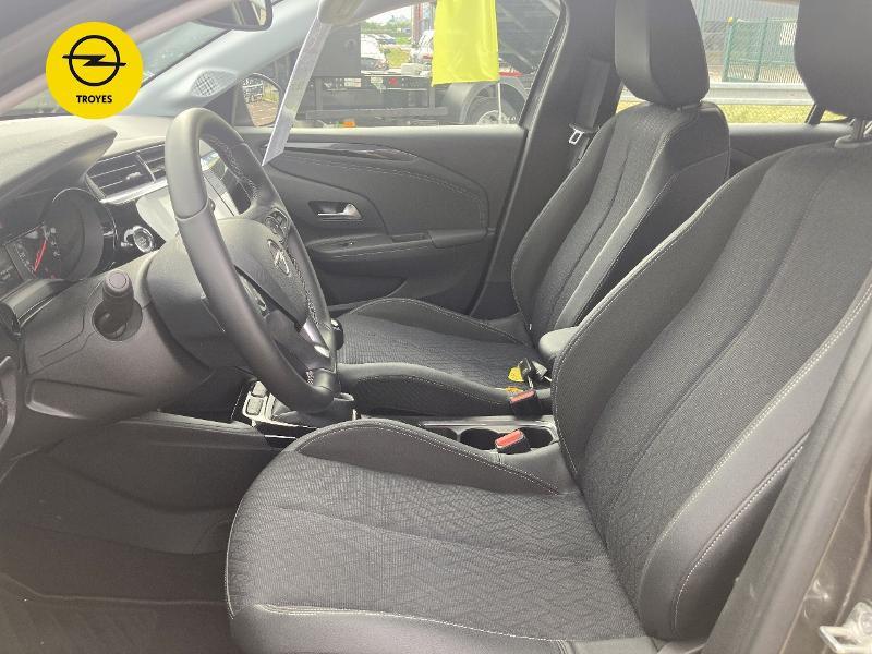 Opel Corsa 1.5 D 100ch Elegance Gris occasion à Barberey-Saint-Sulpice - photo n°9