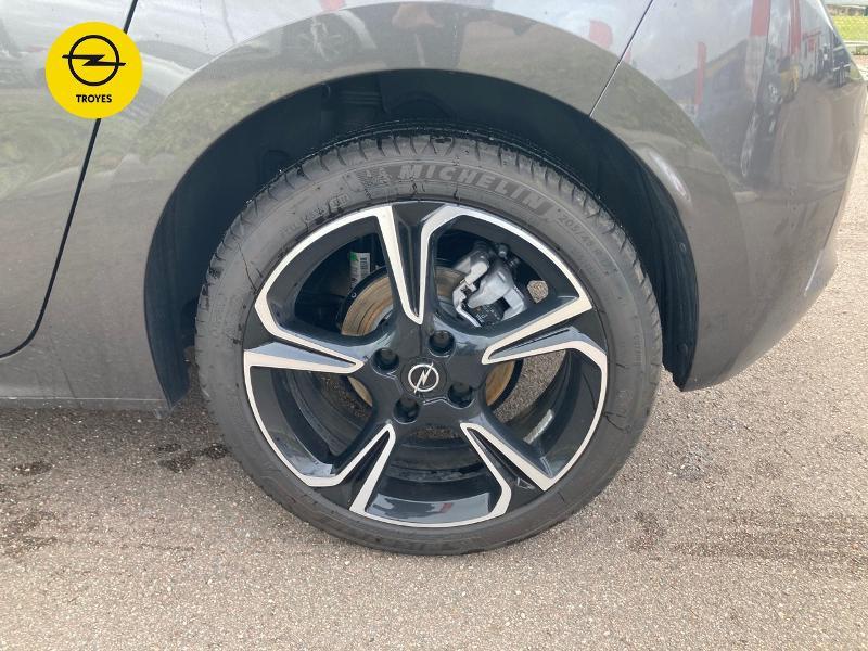 Opel Corsa 1.5 D 100ch Elegance Gris occasion à Barberey-Saint-Sulpice - photo n°11