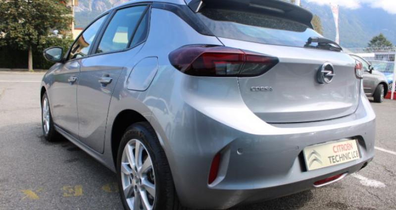 Opel Corsa 1.5 DIESEL 100 CH BVM6 Elegance Gris occasion à BONNEVILLE - photo n°4