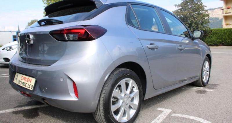 Opel Corsa 1.5 DIESEL 100 CH BVM6 Elegance Gris occasion à BONNEVILLE - photo n°3