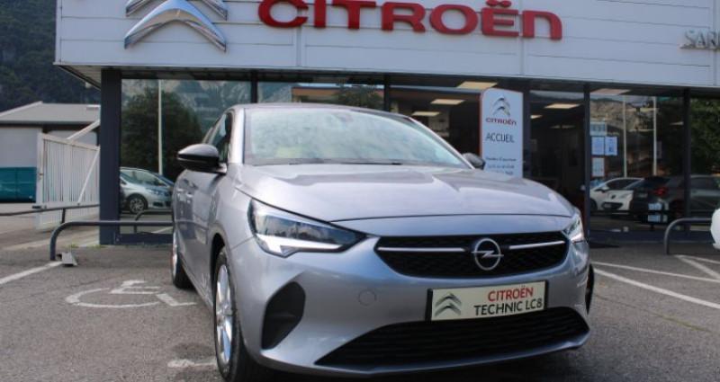 Opel Corsa 1.5 DIESEL 100 CH BVM6 Elegance Gris occasion à BONNEVILLE
