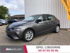 Opel Corsa 1.5 Diesel 100 ch BVM6 Elegance Gris à Libourne 33