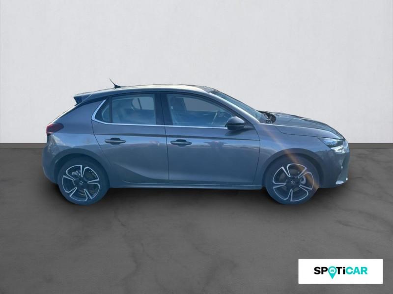 Opel Corsa 1.5 Diesel 100 ch BVM6 Elegance Gris occasion à ONET LE CHATEAU - photo n°4