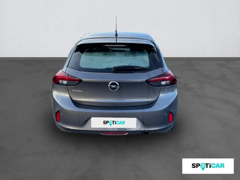 Opel Corsa 1.5 Diesel 100 ch BVM6 Elegance Gris occasion à ONET LE CHATEAU - photo n°5