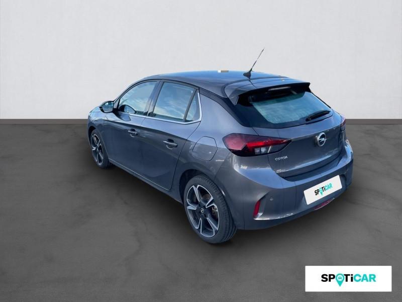 Opel Corsa 1.5 Diesel 100 ch BVM6 Elegance Gris occasion à ONET LE CHATEAU - photo n°7