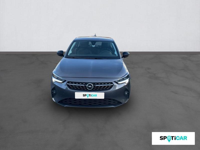 Opel Corsa 1.5 Diesel 100 ch BVM6 Elegance Gris occasion à ONET LE CHATEAU - photo n°2