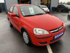 Opel Corsa 1.7 DI 16V Comfort Rouge à Cléguer 56