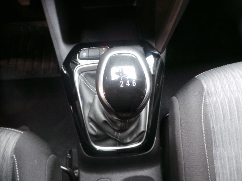 Opel Corsa 5P Edition 1.5 Diesel 100ch S/S BVM6 (2020A) Blanc occasion à Brie-Comte-Robert - photo n°15