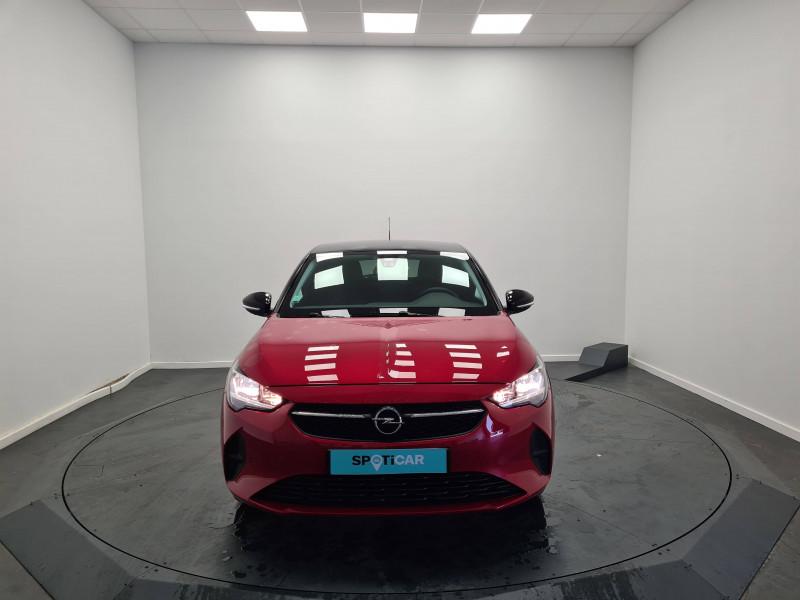 Opel Corsa Corsa 1.2 75 ch BVM5 Edition 5p Rouge occasion à Dax