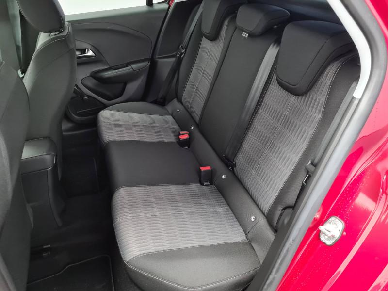 Opel Corsa Corsa 1.2 75 ch BVM5 Edition 5p Rouge occasion à Dax - photo n°9