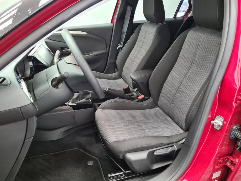 Opel Corsa Corsa 1.2 75 ch BVM5 Edition 5p Rouge occasion à Dax - photo n°7