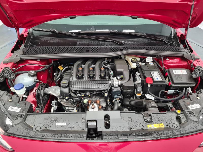 Opel Corsa Corsa 1.2 75 ch BVM5 Edition 5p Rouge occasion à Dax - photo n°15