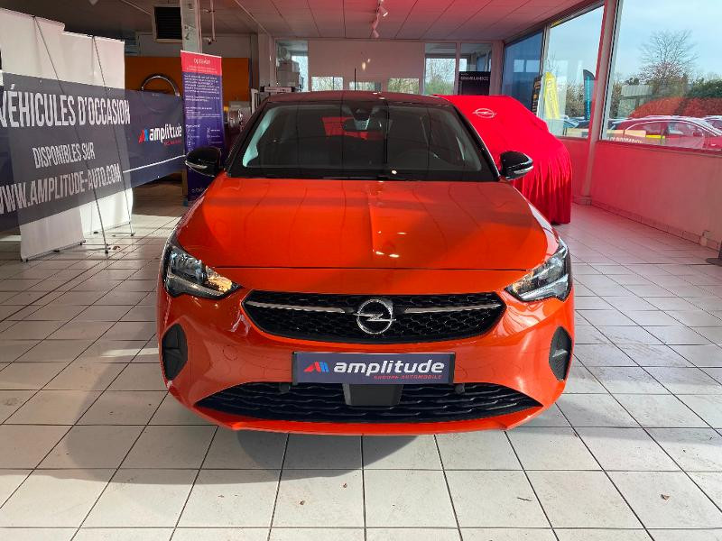 Opel Corsa Corsa-e 136ch Edition Orange occasion à Meaux - photo n°2