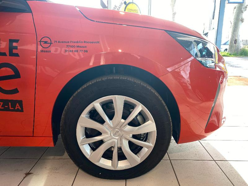 Opel Corsa Corsa-e 136ch Edition Orange occasion à Meaux - photo n°5