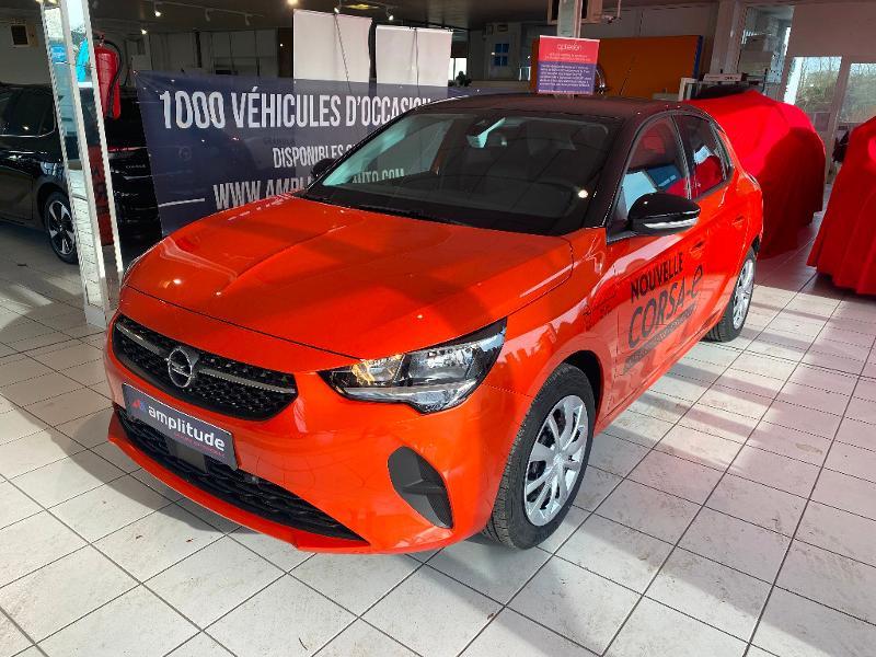 Opel Corsa Corsa-e 136ch Edition Orange occasion à Meaux