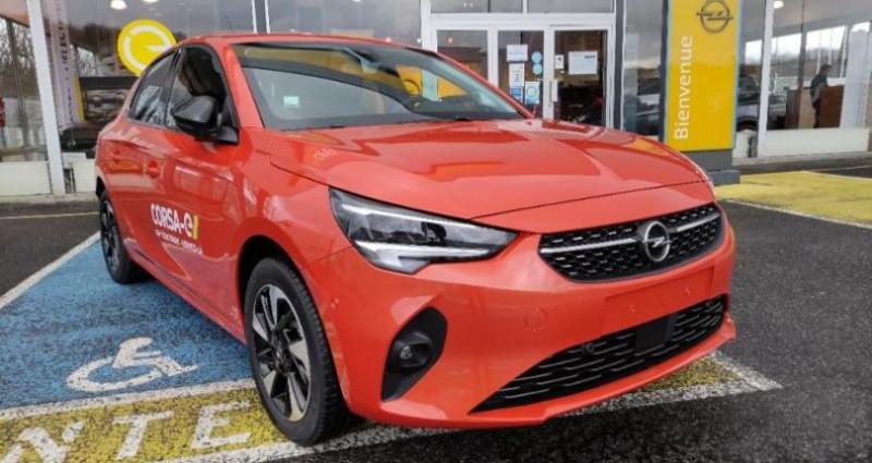 Opel Corsa Corsa-e 136ch Elegance Orange occasion à vert-saint-denis - photo n°2