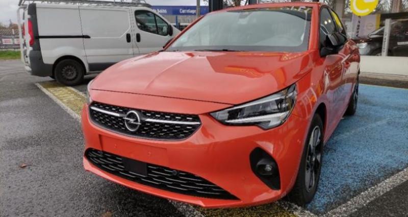 Opel Corsa Corsa-e 136ch Elegance Orange occasion à vert-saint-denis