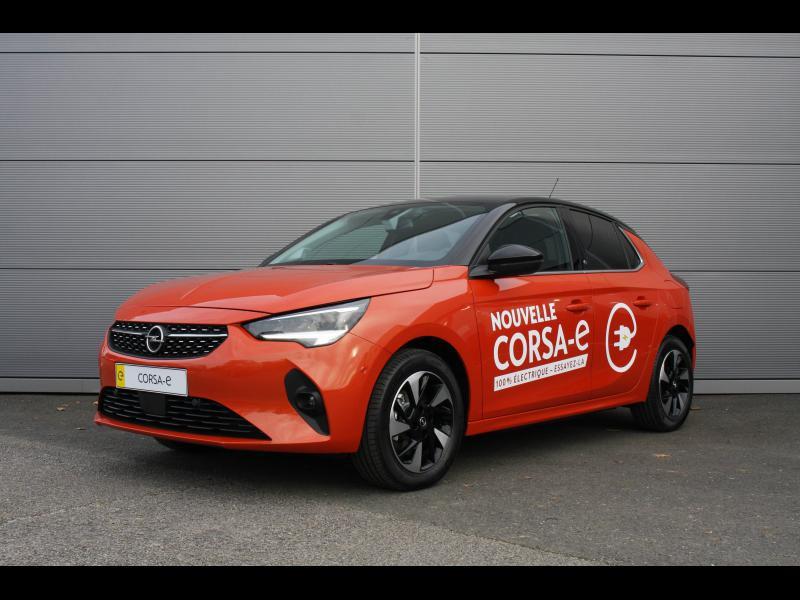 Opel Corsa Corsa-e 136ch Elegance Orange occasion à Cerisé