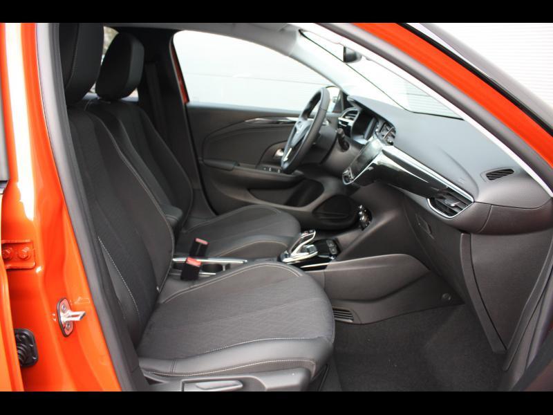 Opel Corsa Corsa-e 136ch Elegance Orange occasion à Cerisé - photo n°7