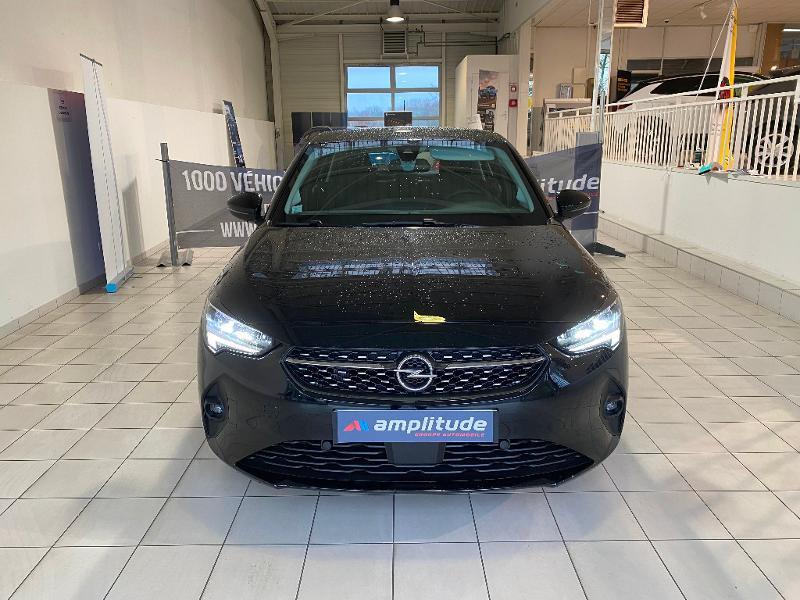 Opel Corsa Corsa-e 136ch Elegance Noir occasion à Meaux - photo n°3