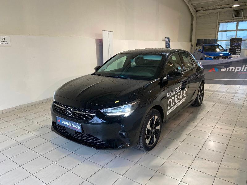 Opel Corsa Corsa-e 136ch Elegance Noir occasion à Meaux