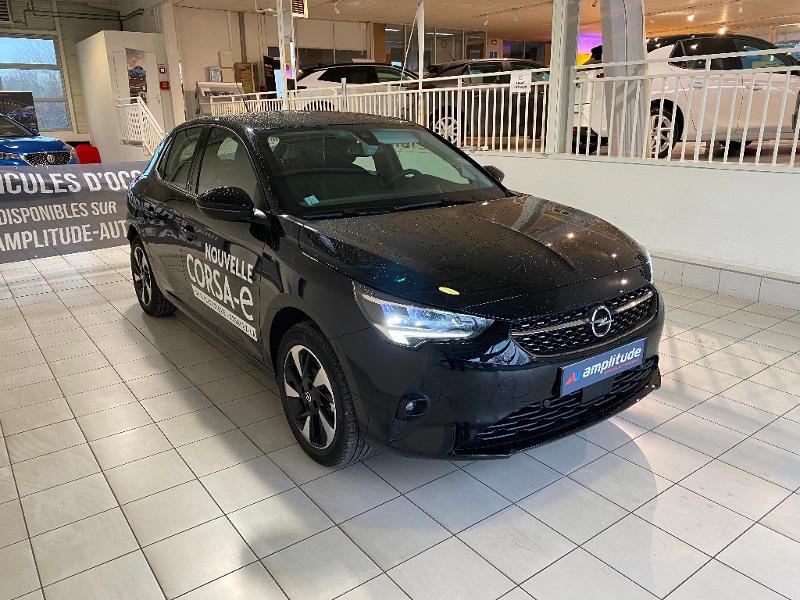 Opel Corsa Corsa-e 136ch Elegance Noir occasion à Meaux - photo n°4