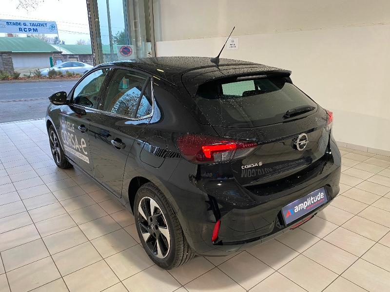 Opel Corsa Corsa-e 136ch Elegance Noir occasion à Meaux - photo n°7