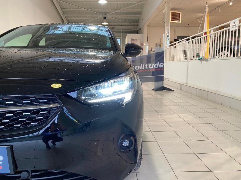 Opel Corsa Corsa-e 136ch Elegance Noir occasion à Meaux - photo n°2
