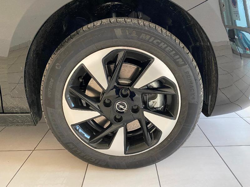 Opel Corsa Corsa-e 136ch Elegance Noir occasion à Meaux - photo n°5