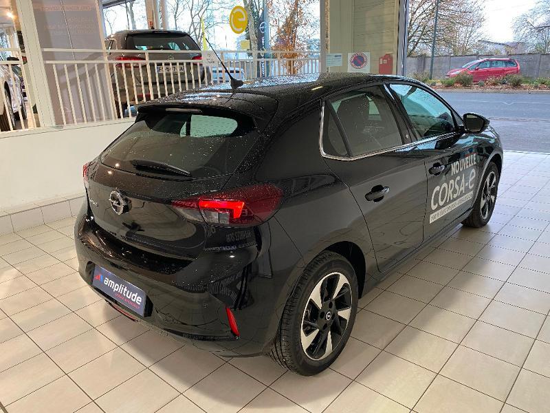 Opel Corsa Corsa-e 136ch Elegance Noir occasion à Meaux - photo n°6