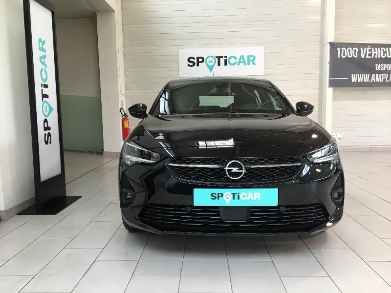Opel Corsa Corsa-e 136ch GS Line Noir occasion à Lognes - photo n°2