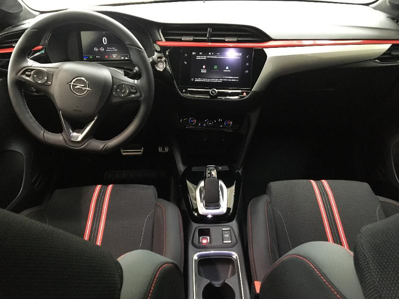 Opel Corsa Corsa-e 136ch GS Line Noir occasion à Lognes - photo n°6