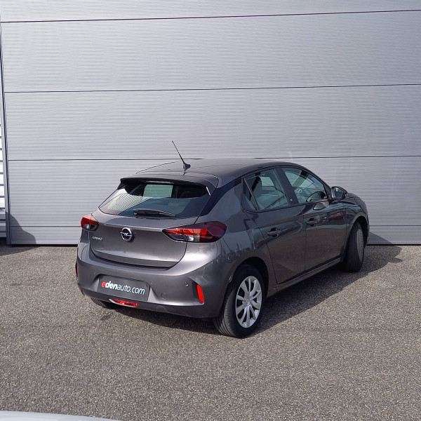 Opel Corsa Corsa Electrique 136 ch & Batterie 50 kw/h Edition Business  Gris occasion à  - photo n°2