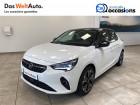Opel Corsa Corsa Electrique 136 ch & Batterie 50 kw/h Elegance 5p Blanc à Seyssinet-Pariset 38