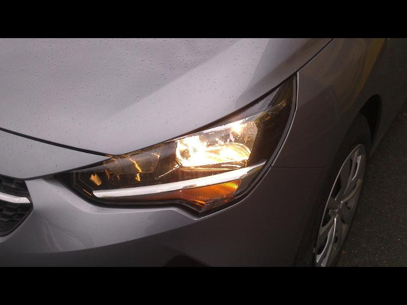 Opel Corsa Edition Business Batterie 100Kw 136cv RAT (2020A) Gris occasion à Vert-Saint-Denis - photo n°6