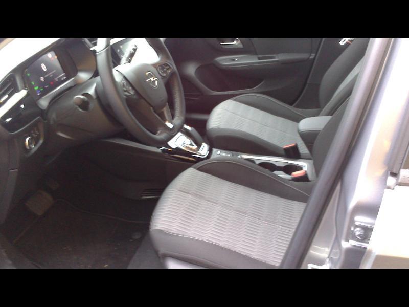 Opel Corsa Edition Business Batterie 100Kw 136cv RAT (2020A) Gris occasion à Vert-Saint-Denis - photo n°9