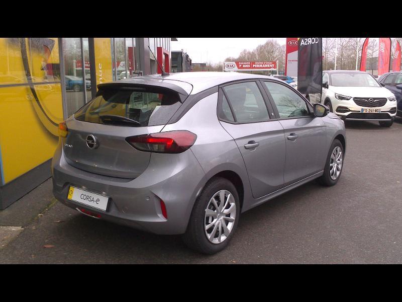Opel Corsa Edition Business Batterie 100Kw 136cv RAT (2020A) Gris occasion à Vert-Saint-Denis - photo n°4
